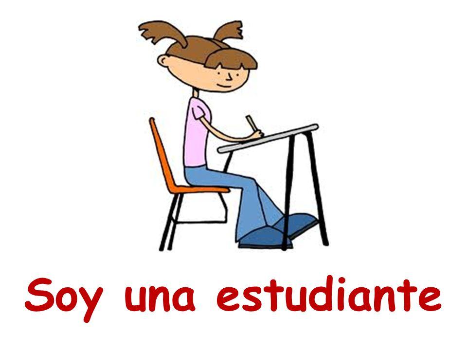 Soy una estudiante