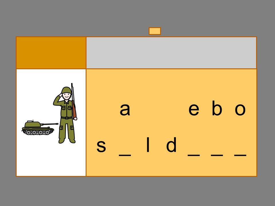 s _ l __ ade b __ e