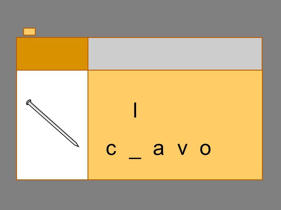 c _ a _o ev