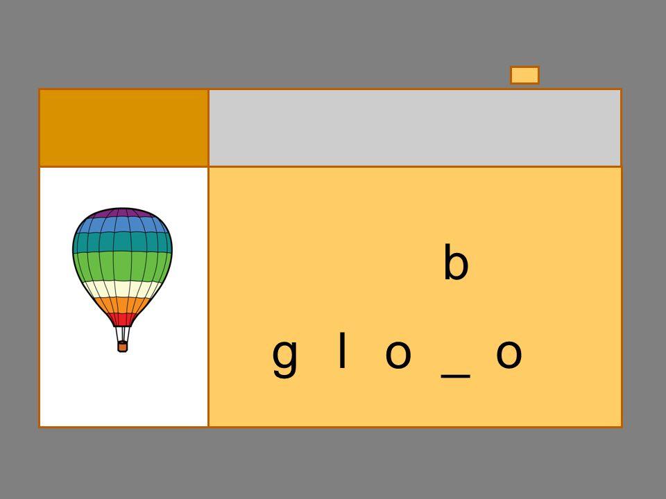 g l o __ vo