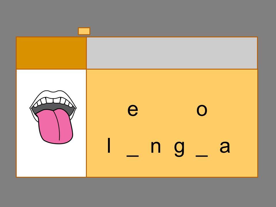 l _ n __ igo a