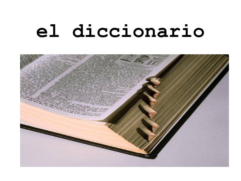 el cuaderno la libreta