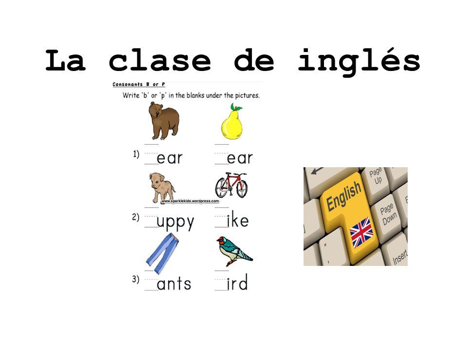 La clase de álgebra