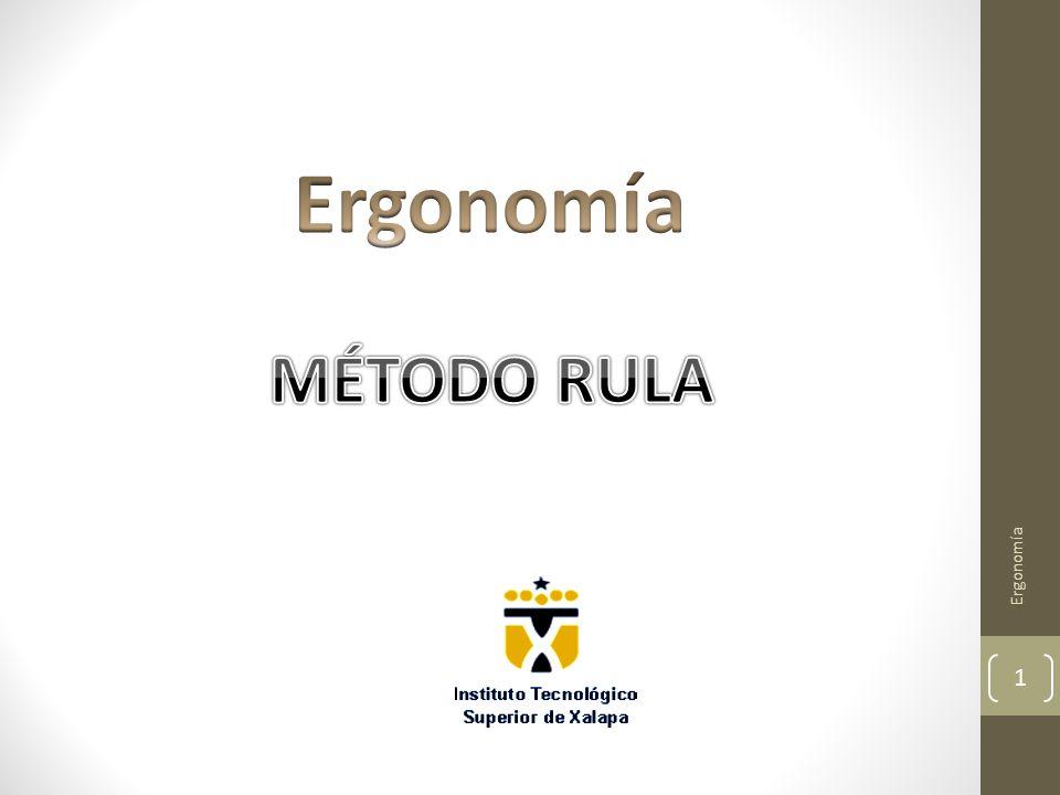 Ergonomía 1