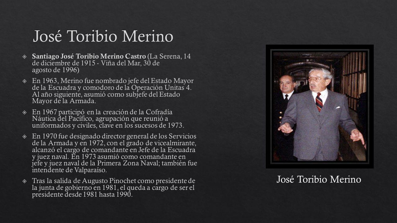 José Toribio Merino