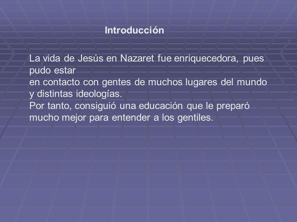 El noveno año de Jesús (año 3 d.