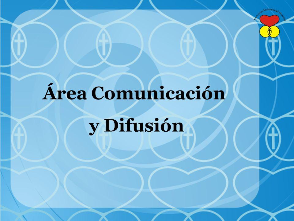 Área Comunicación y Difusión