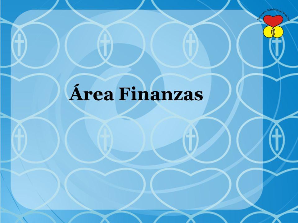 Área Finanzas