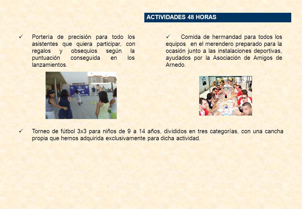 MARATON 48 HORAS DE FUTBOL-SALA Para todos estos equipos de fuera de La Rioja e incluso alguno de La Rioja se busco alojamiento en todos las pensiones