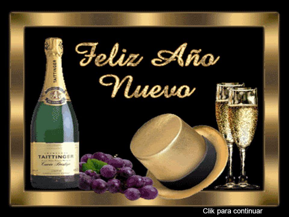 Amada familia, fraternos amigos por el Año Nuevo, digamos: ¡Salud!, por los doce meses, bien o mal vividos a Dios, ofrendemos nuestra gratitud.