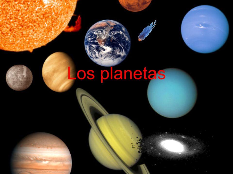 mercurio Es el planeta del sistema solar más próximo al sol y el más pequeño.