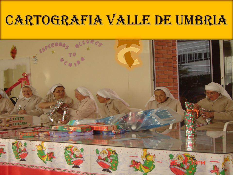 CARTOGRAFIA VALLE DE UMBRIA