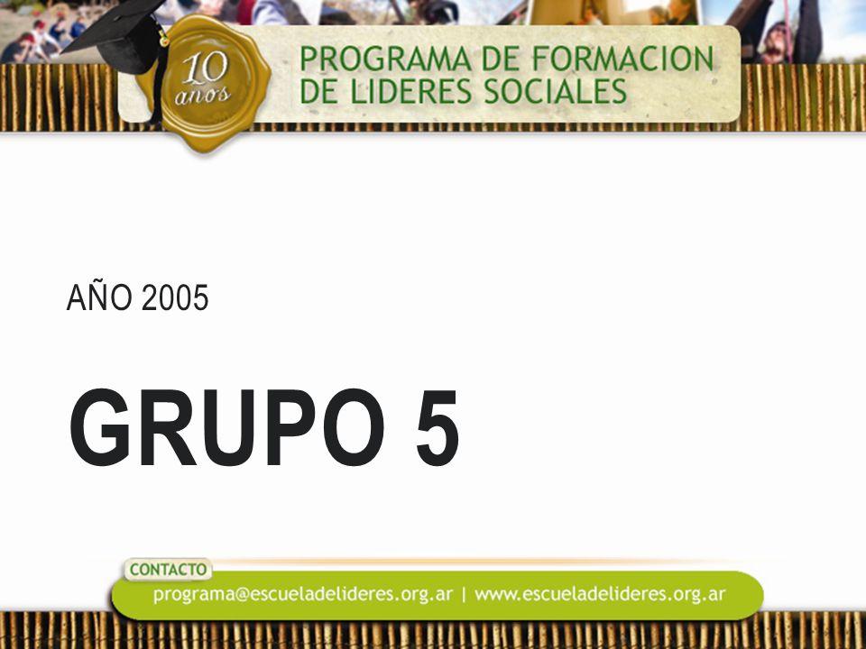 AÑO 2005 GRUPO 5