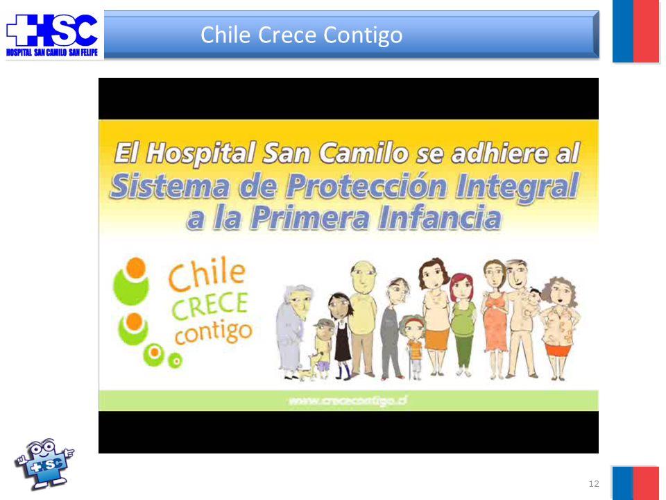 12 Chile Crece Contigo