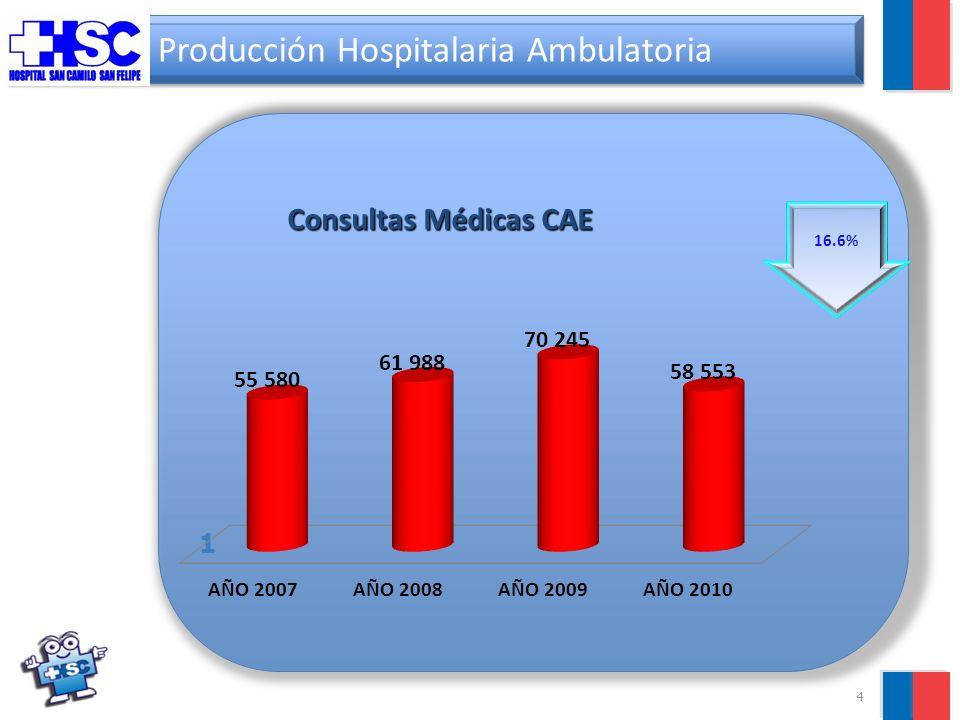 5 Producción Hospitalaria Ambulatoria