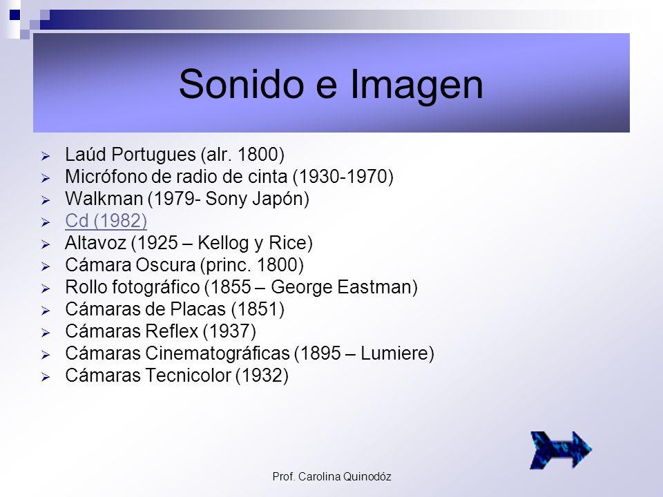 Prof.Carolina Quinodóz Navegación Brújula. (Alr. 1700) Octante y Sextante (alr.