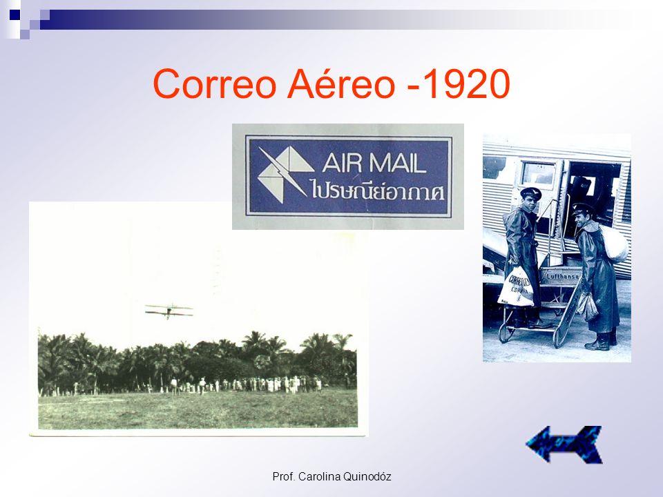 Prof. Carolina Quinodóz Vagón Postal de 1953 Vagón 1974 Vagón 1900 Vagón de 1953 restaurado en 2002 Vagón 1953 sin restaurar El correo antes de 1850