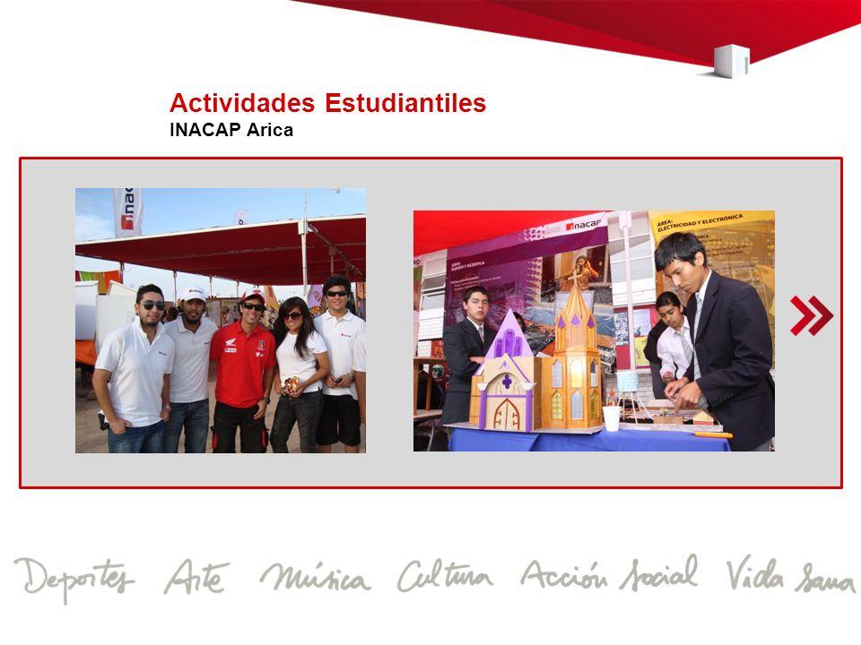 Actividades Estudiantiles INACAP Arica
