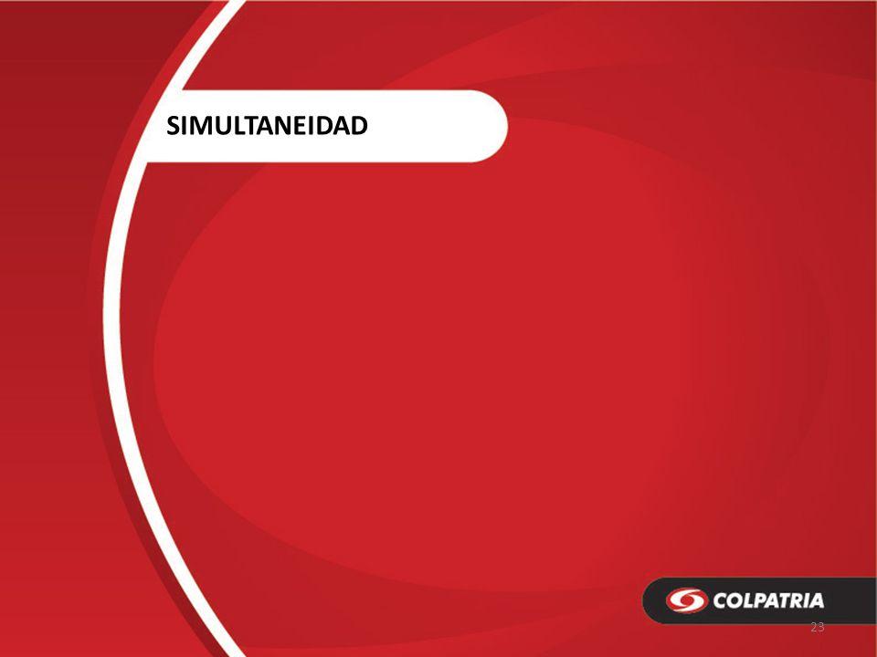 SIMULTANEIDAD 23