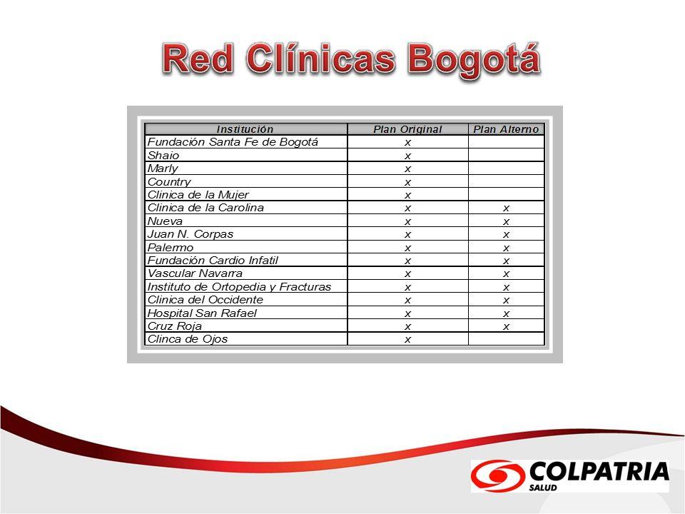 30 CENTRO DE VACUNACION - COLPATRIA SERVICIOS ADICIONALES Tiene el mejor servicio en vacunación en la ciudad de Bogotá.