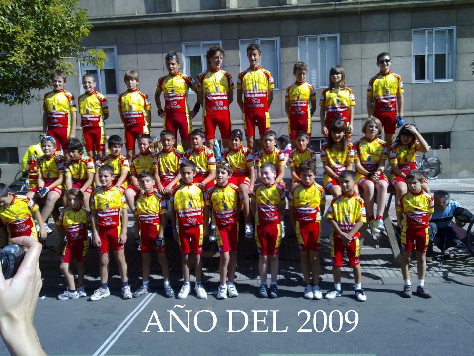 AÑO DEL 2009