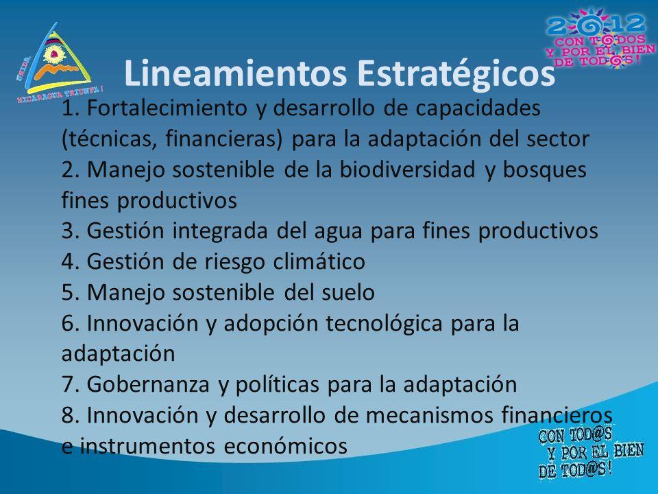 Lineamientos Estratégicos 1.