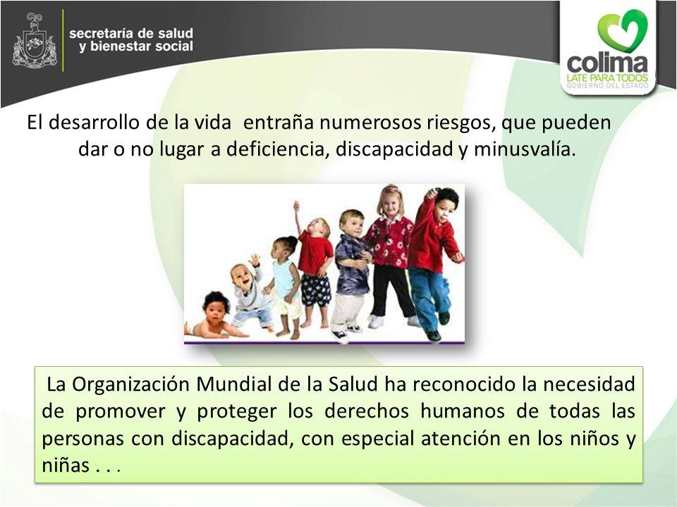 Con apoyo del Consejo Nacional para las personas con Discapacidad (CONADIS) en Colima inicia el Tamíz Auditivo Neonatal el 14 de Junio del año 2010, equipando a los Hospitales Regional Universitario, General de Tecoman y Manzanillo por un monto de $485,000.°° (cuatrocientos ochenta y cinco mil pesos).