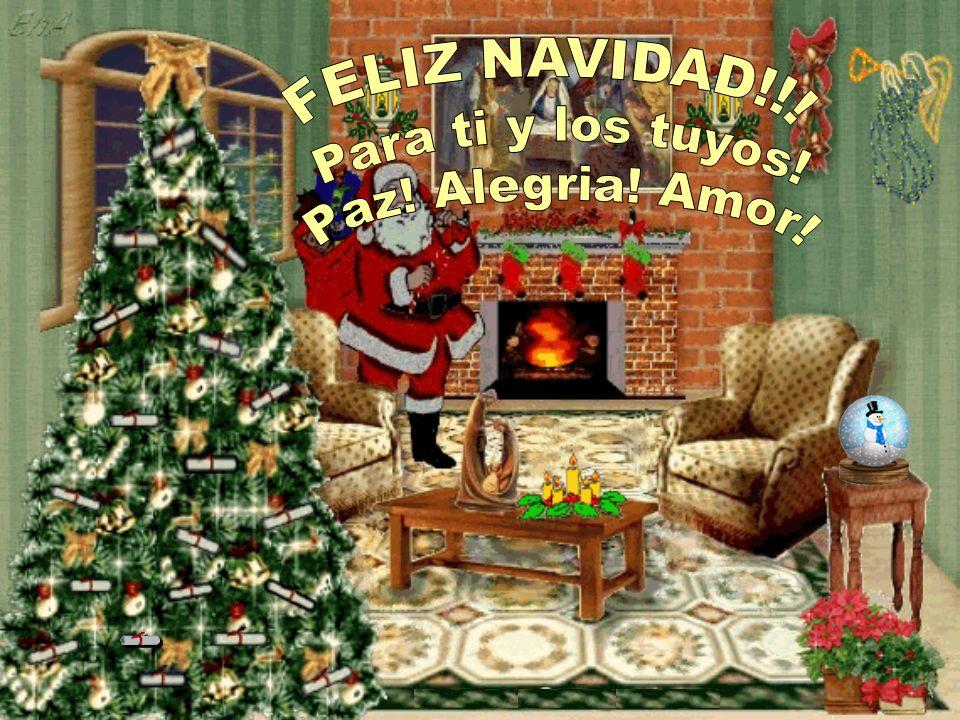 Que esta Navidad convierta....