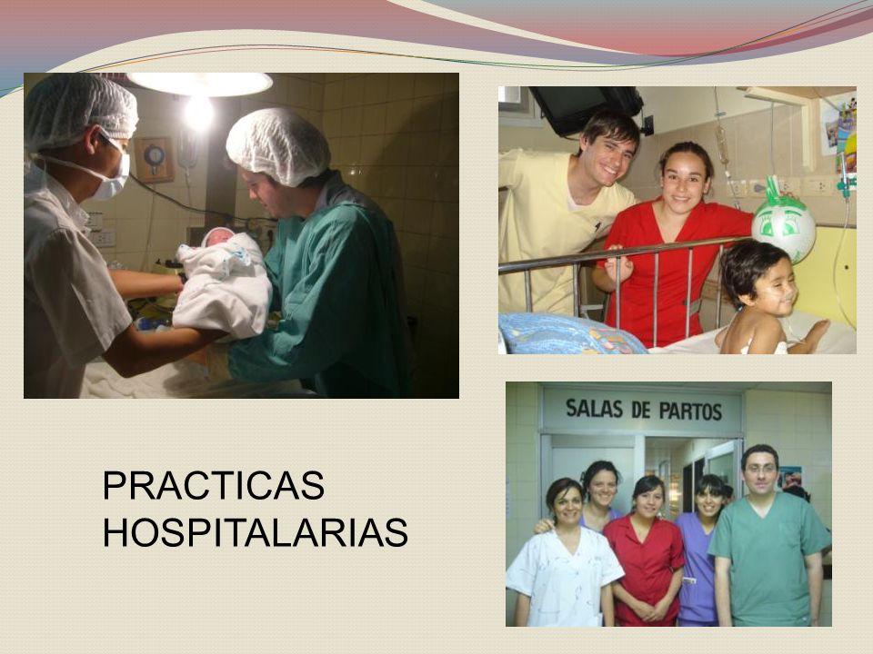 PRACTICAS HOSPITALARIAS