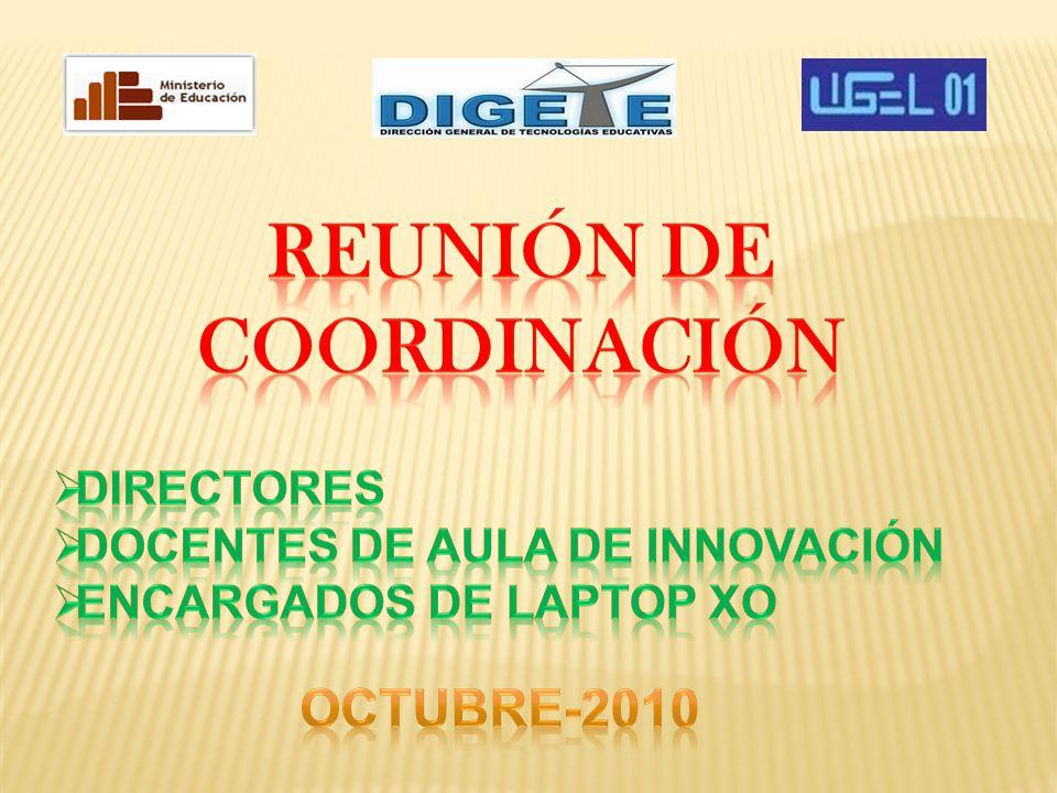 Las Sesiones de Aprendizaje Significativa deberá contener imágenes de las actividades a trabajar de la laptop XO.