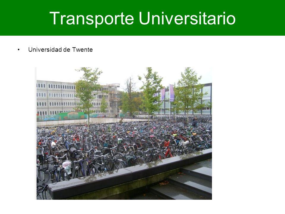 Transporte Universitario Universidad de Twente