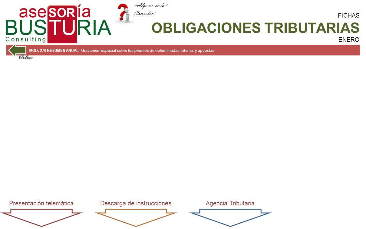 FICHAS OBLIGACIONES TRIBUTARIAS ENERO MOD.