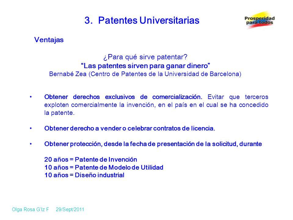 ¿Para qué sirve patentar.