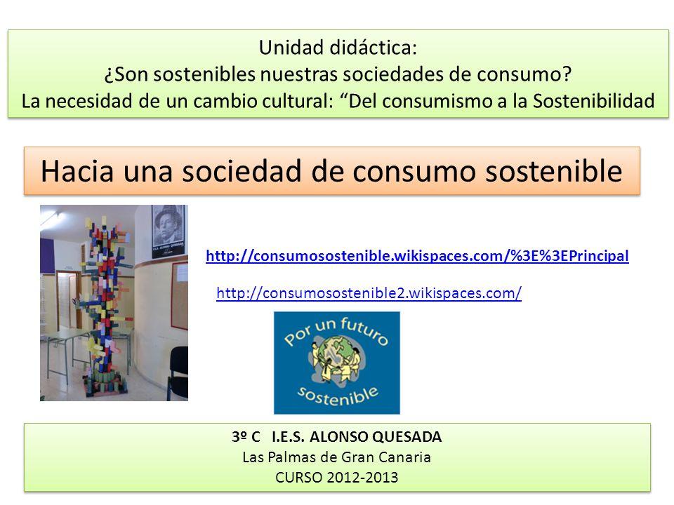 3º C I.E.S. ALONSO QUESADA Las Palmas de Gran Canaria CURSO 2012-2013 3º C I.E.S. ALONSO QUESADA Las Palmas de Gran Canaria CURSO 2012-2013 http://con