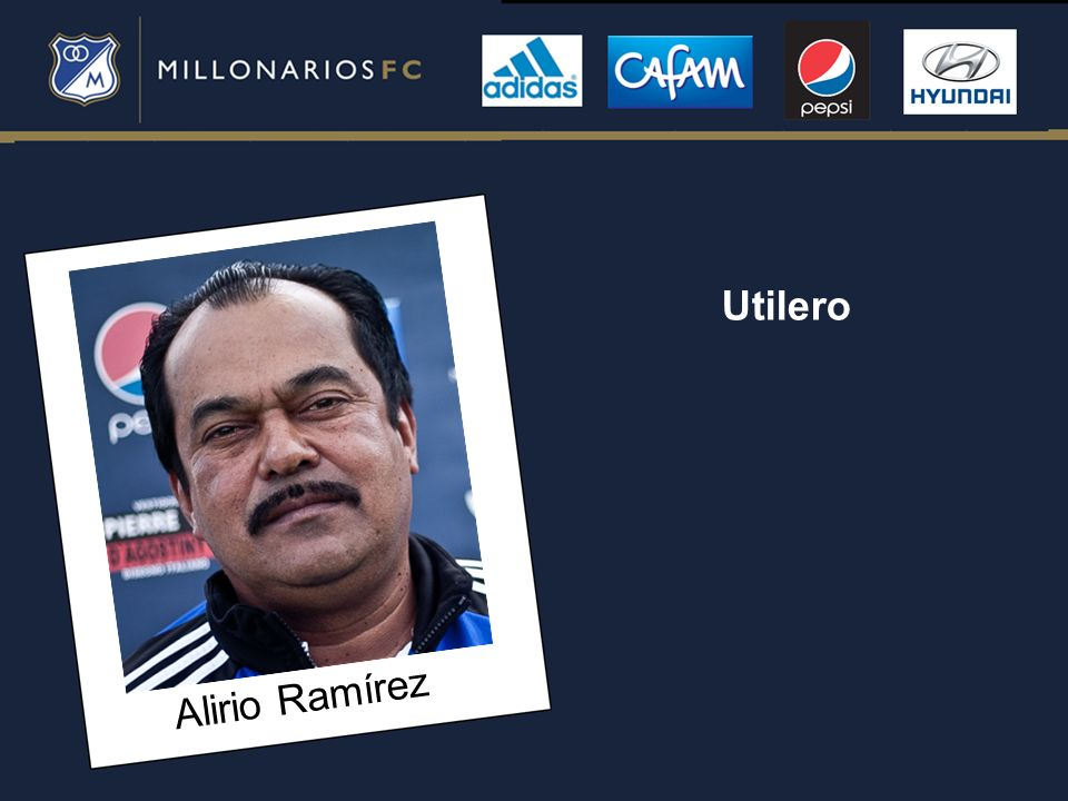Alirio Ramírez Utilero