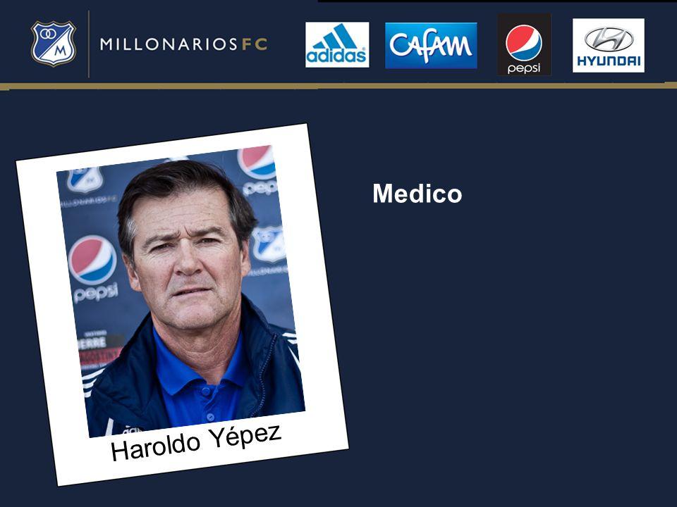 Haroldo Yépez Medico