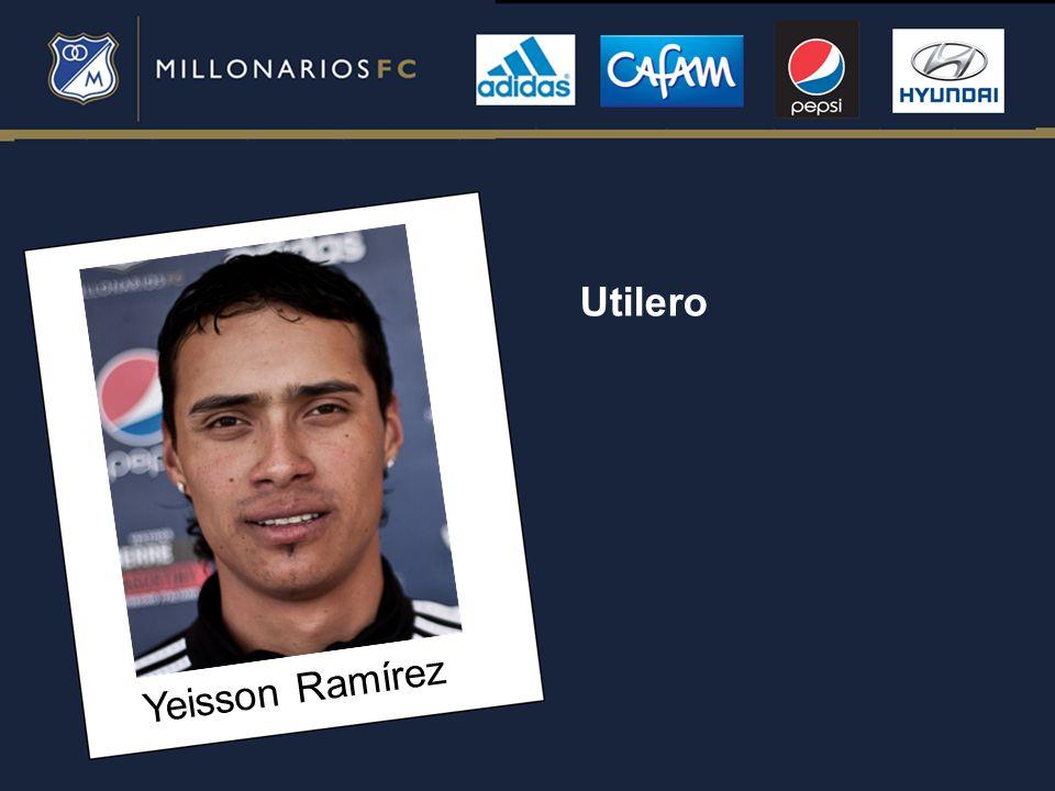 Yeisson Ramírez Utilero