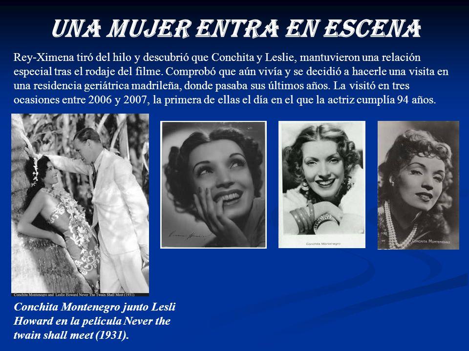José Rey-Ximena, durante muchos años trabajó, para averiguar los motivos de aquel ataque. Sin embargo, fue la fotografía de una bella mujer lo que le