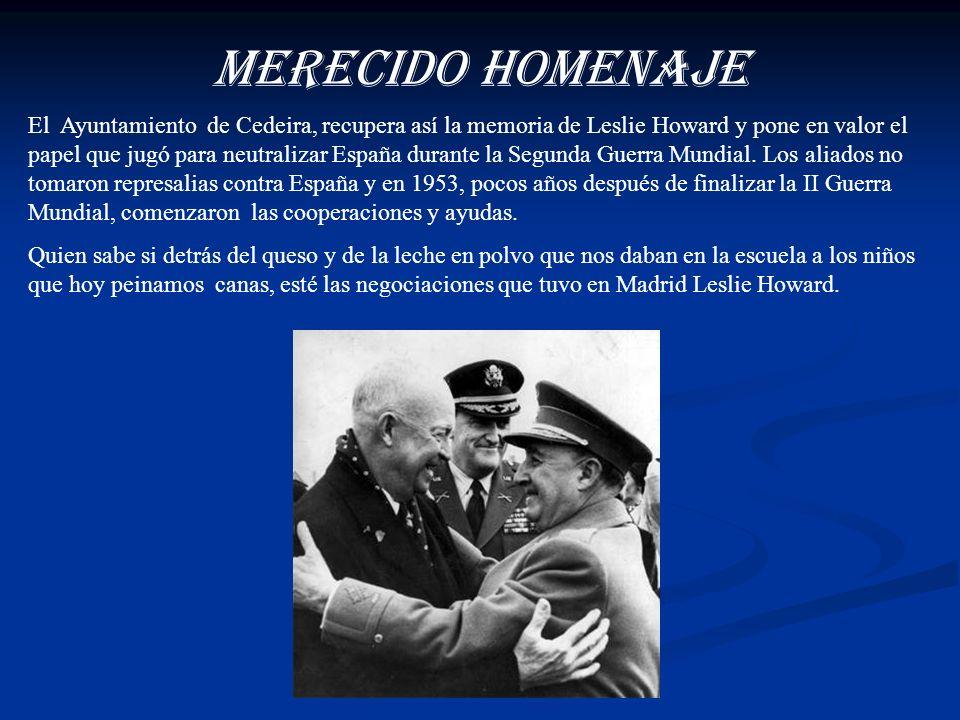 Asistieron a los actos los embajadores británico y holandés, mandos militares de Inglaterra y España, políticos y familiares de las victimas. Estaba a