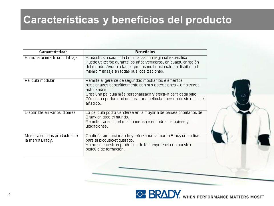 Características y beneficios del producto 4