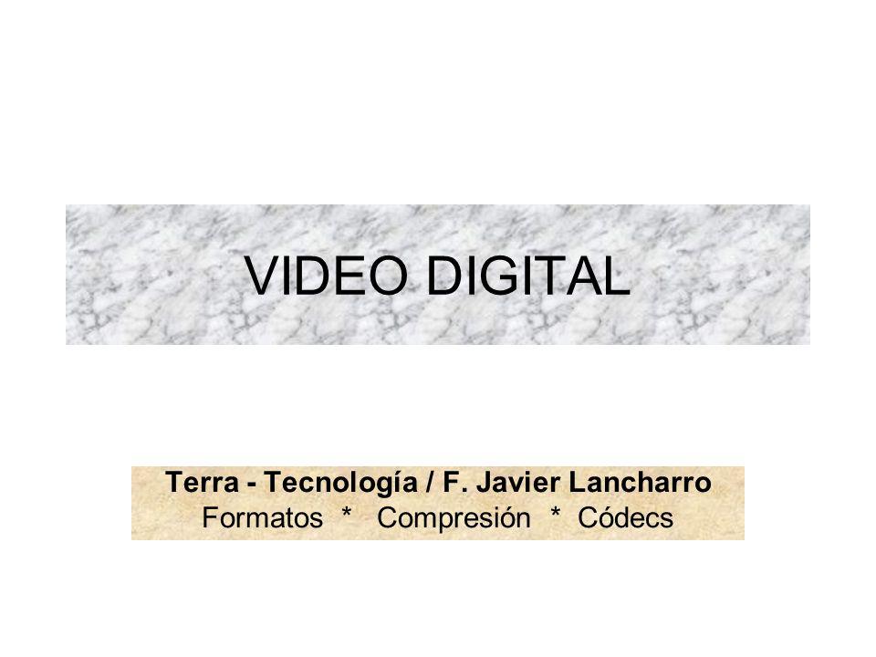 USO DE UN VIDEO Una vez filmada la película o video, mediante una cámara analógica o digital, hay que guardarla.