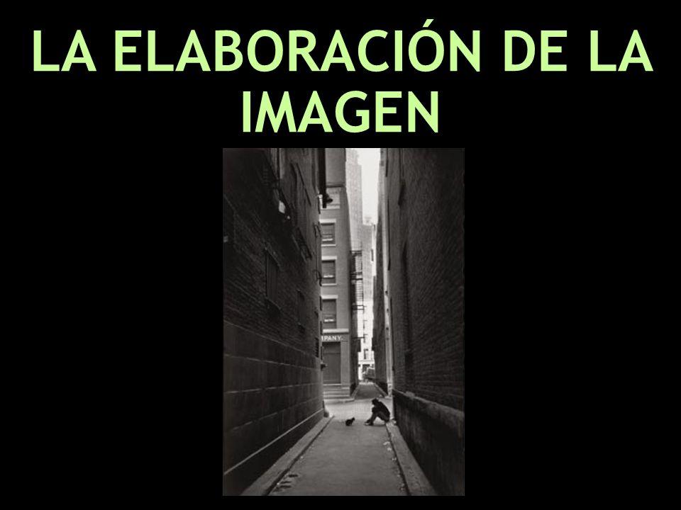 LA ELABORACIÓN DE LA IMAGEN