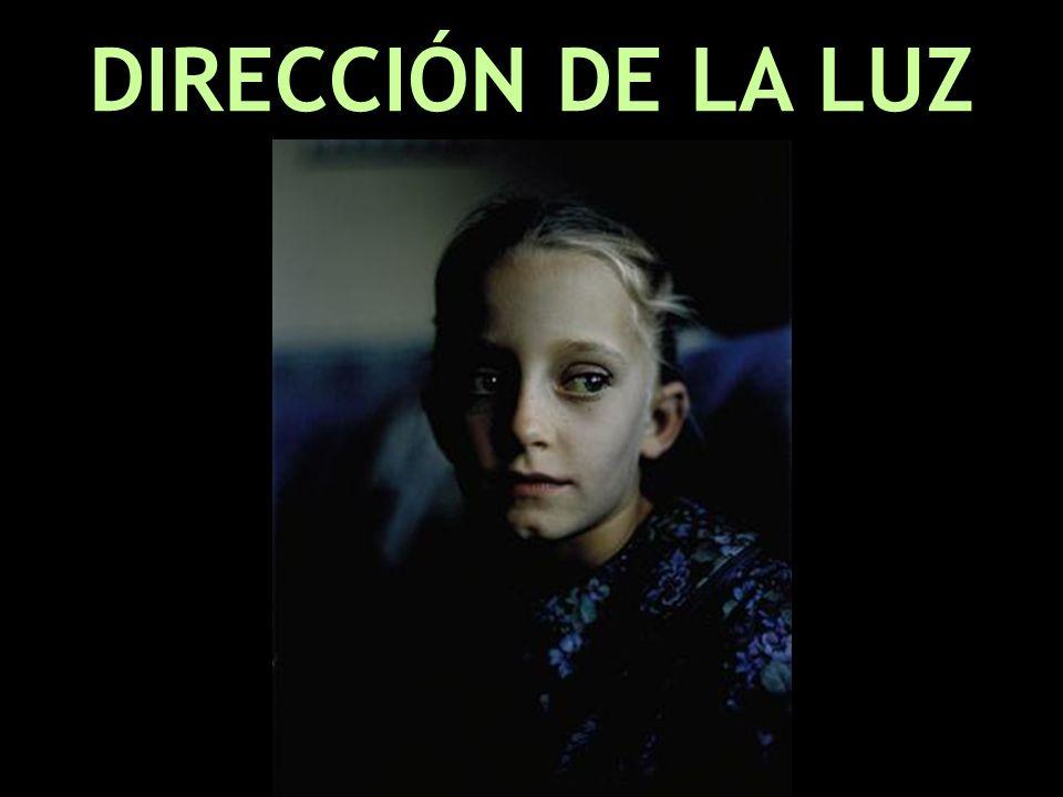 DIRECCIÓN DE LA LUZ