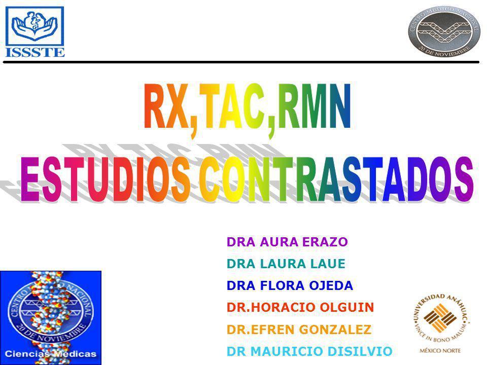 DRA AURA ERAZO DRA LAURA LAUE DRA FLORA OJEDA DR.HORACIO OLGUIN DR.EFREN GONZALEZ DR MAURICIO DISILVIO