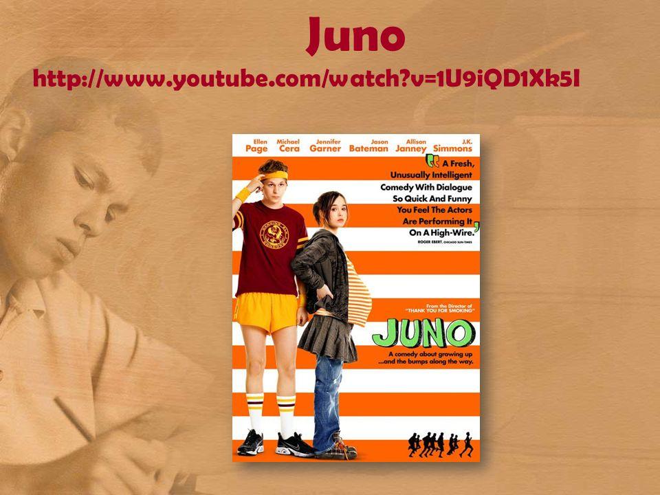 ¿Cuál es tu película favorita.Mi película favorita es Juno.