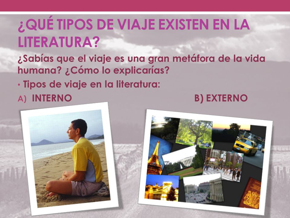Viajes literarios 1.
