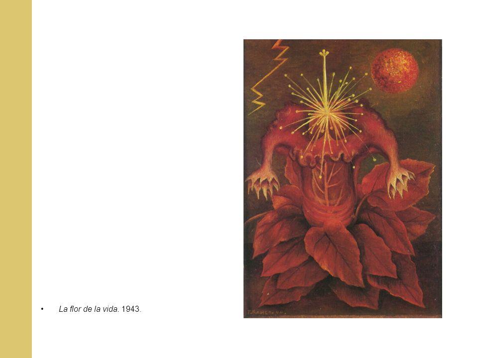 La flor de la vida. 1943.