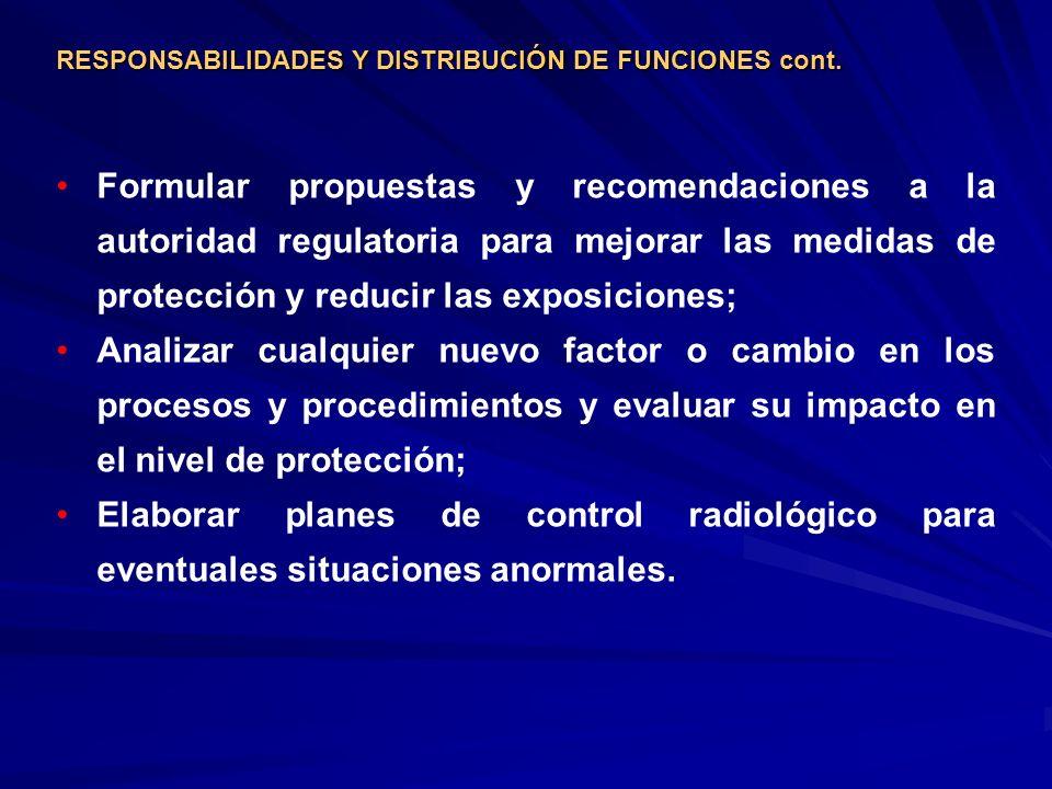 Dispersión de Materiales Radiactivos La comprensión de la dispersión de los materiales radiactivos en el ambiente es importante para: Evaluar las condiciones del emplazamiento de las instalaciones.