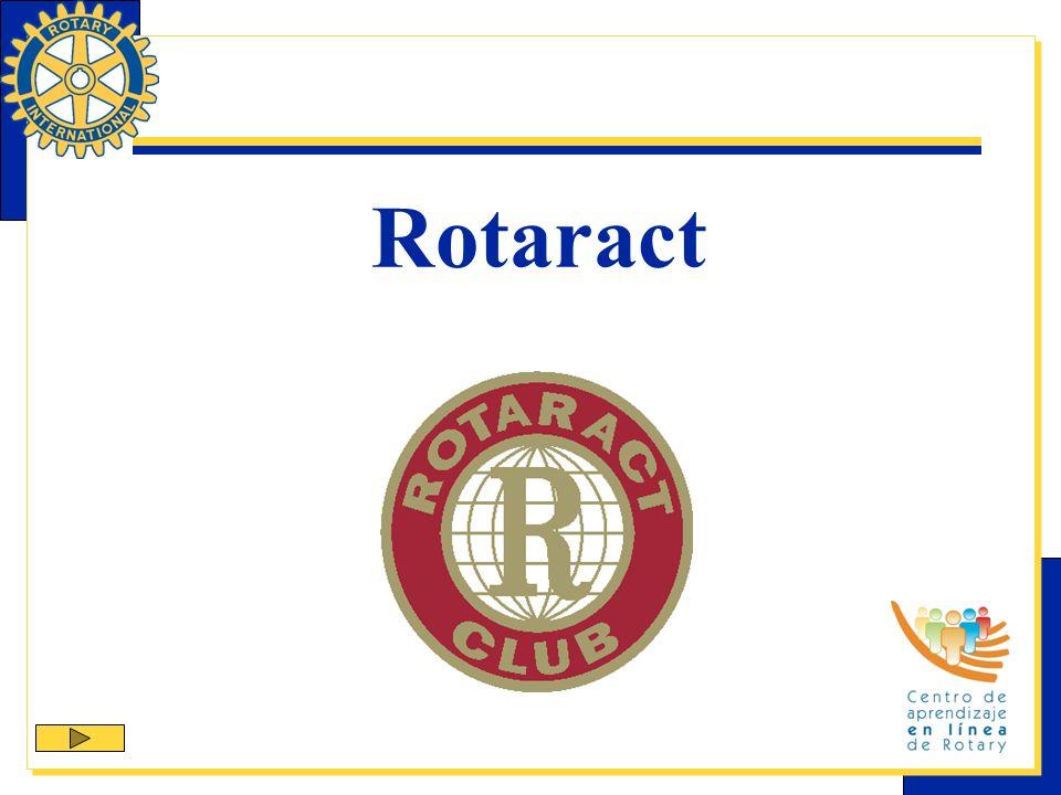 Uno de los programas estructurados de Rotary International destinados a ayudar a los clubes y distritos a lograr sus metas de servicio en sus propias comunidades y en el exterior, fomentando el compañerismo y la buena voluntad.