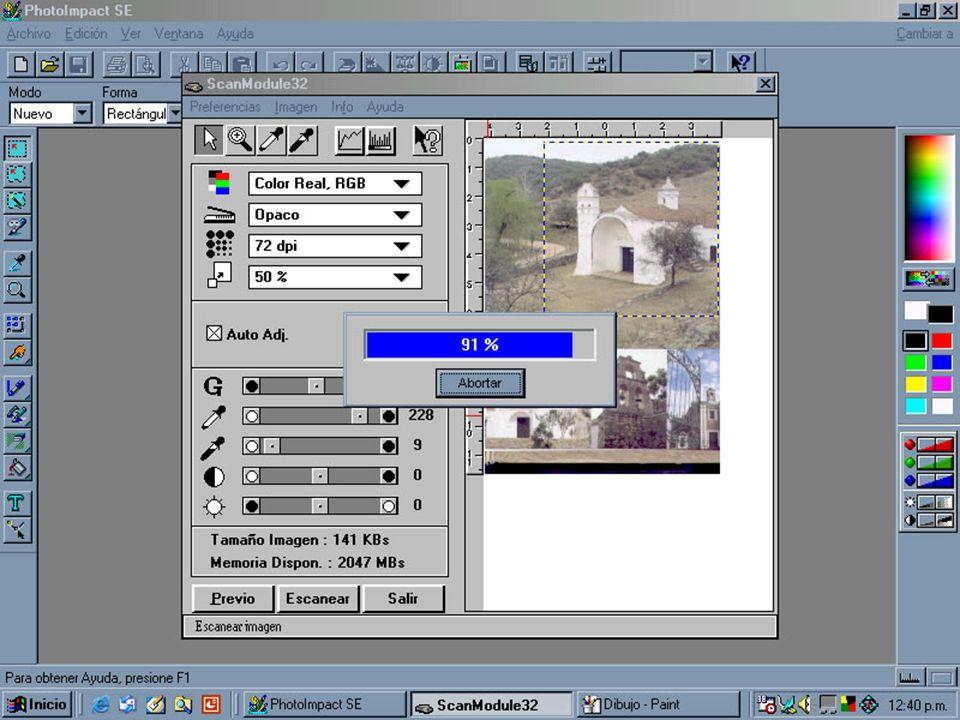 17 Formatos de imágenes Estáticas: gif – jpg (jpeg) - png – bmp - tiff - etc.